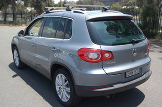 2010 Volkswagen Tiguan 5N MY10 147TSI 4MOTION Grey 6 Speed Sports Automatic Wagon