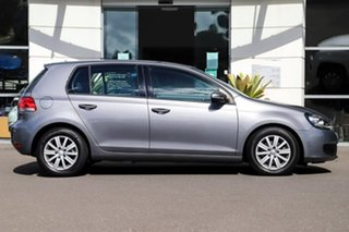 2009 Volkswagen Golf VI MY10 90TSI DSG Trendline Grey 7 Speed Sports Automatic Dual Clutch Hatchback.