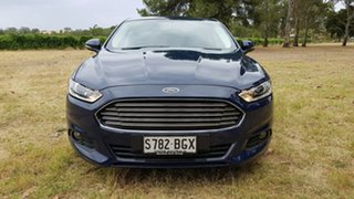 2015 Ford Mondeo MD Ambiente Blue 6 Speed Sports Automatic Hatchback.