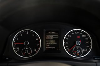 2010 Volkswagen Tiguan 5N MY10 125TSI 4MOTION Silver, Chrome 6 Speed Sports Automatic Wagon