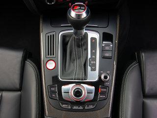 2014 Audi S5 8T MY15 3.0 TFSI Quattro Black 7 Speed Auto Direct Shift Coupe