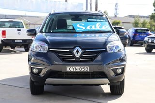 2015 Renault Koleos H45 PHASE III MY15 Sport Way Grey 1 Speed Constant Variable Wagon