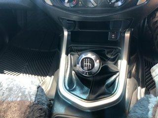 2017 Nissan Navara D23 Series II RX (4x2) White 6 Speed Manual Cab Chassis