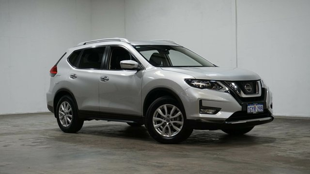 Used Nissan X-Trail T32 Series II ST-L X-tronic 2WD Welshpool, 2019 Nissan X-Trail T32 Series II ST-L X-tronic 2WD Silver 7 Speed Constant Variable Wagon