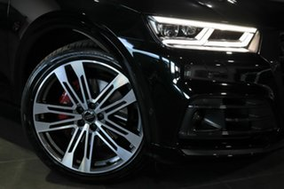 2019 Audi SQ5 FY MY19 Black Edition Tiptronic Quattro Black 8 Speed Sports Automatic Wagon.