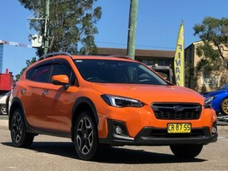 2018 Subaru XV G5X MY18 2.0i-S Lineartronic AWD Orange 7 Speed Constant Variable Wagon