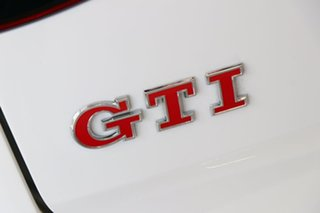 2020 Volkswagen Golf 7.5 MY20 GTI TCR DSG White 6 Speed Sports Automatic Dual Clutch Hatchback