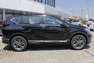 2020 Honda CR-V RW MY21 VTi 4WD L AWD Crystal Black 1 Speed Constant Variable Wagon.