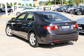 2008 Honda Accord Euro CU Grey 5 Speed Automatic Sedan.