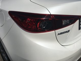 2017 Mazda 3 BN5278 Neo SKYACTIV-Drive White 6 Speed Sports Automatic Sedan