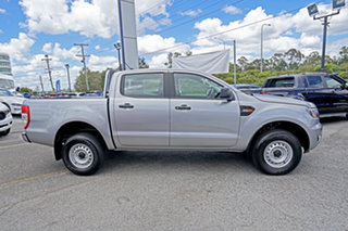 2020 Ford Ranger PX MkIII 2020.75MY XL Silver 6 Speed Sports Automatic Double Cab Pick Up