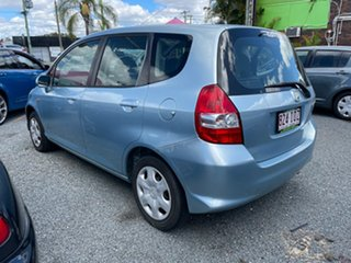 2005 Honda Jazz Upgrade GLi Blue 5 Speed Manual Hatchback