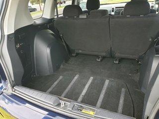 2010 Mitsubishi Outlander ZH MY10 VR Blue 6 Speed Sports Automatic Wagon
