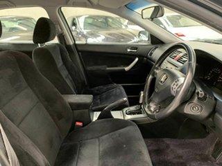 2005 Honda Accord Euro CL MY2006 Grey 5 Speed Automatic Sedan