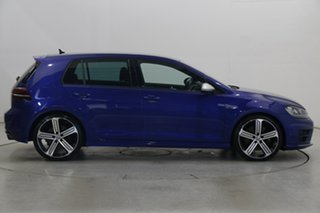 2014 Volkswagen Golf VII MY15 R 4MOTION Blue 6 Speed Manual Hatchback