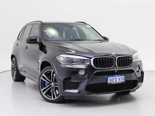Used BMW X5 F85 MY16 M, 2016 BMW X5 F85 MY16 M Black 8 Speed Automatic Wagon