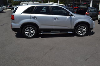 2014 Kia Sorento XM MY14 Platinum 4WD Silver 6 Speed Sports Automatic Wagon