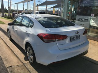 2017 Kia Cerato YD S White Sports Automatic