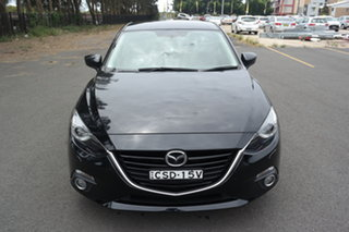 2014 Mazda 3 BM5236 SP25 SKYACTIV-MT GT Black 6 Speed Manual Sedan.