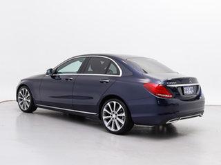 2015 Mercedes-Benz C250 205 BlueTEC Blue 7 Speed Automatic Sedan
