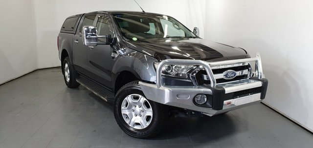 Used Ford Ranger PX MkII XLT Double Cab Elizabeth, 2016 Ford Ranger PX MkII XLT Double Cab Grey 6 Speed Sports Automatic Utility