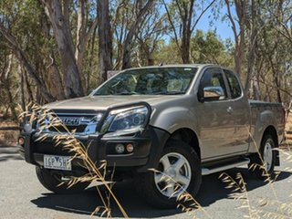 2016 Isuzu D-MAX MY15.5 LS-U Space Cab Beige 5 Speed Sports Automatic Utility.