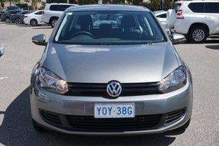 2011 Volkswagen Golf VI MY11 77TSI DSG Grey 7 Speed Sports Automatic Dual Clutch Hatchback.