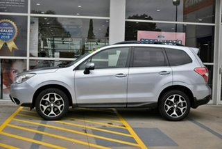2013 Subaru Forester S4 MY14 2.5i-S Lineartronic AWD Silver 6 Speed Constant Variable Wagon
