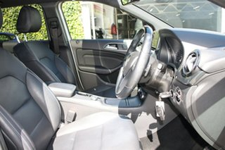 2013 Mercedes-Benz B250 246 MY13 BE Silver 7 Speed Auto Direct Shift Hatchback