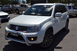 2018 Suzuki Grand Vitara JB Sport White 4 Speed Automatic Wagon.