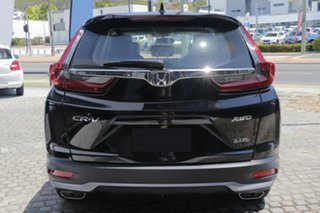 2020 Honda CR-V RW MY21 VTi 4WD L AWD Crystal Black 1 Speed Constant Variable Wagon