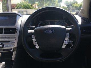 2012 Ford Falcon FG MkII G6E EcoLPi Silver 6 Speed Sports Automatic Sedan
