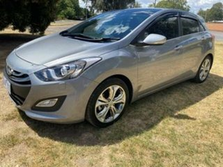 2013 Hyundai i30 GD Premium 6 Speed Automatic Hatchback.