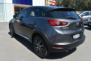 2016 Mazda CX-3 DK2W76 Akari SKYACTIV-MT Grey 6 Speed Manual Wagon