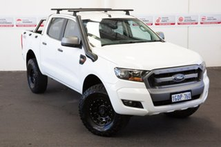 2016 Ford Ranger PX MkII XLS 3.2 (4x4) 6 Speed Automatic Double Cab Pick Up.