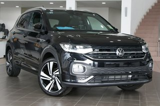 2020 Volkswagen T-Cross C1 MY21 85TSI DSG FWD Style Deep Black Pearl Effect 7 Speed.