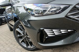 2020 Hyundai i30 PD.V4 MY21 Active Phantom Black 6 Speed Sports Automatic Hatchback.