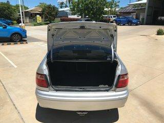 2002 Nissan Pulsar N16 TI 4 Speed Automatic Sedan