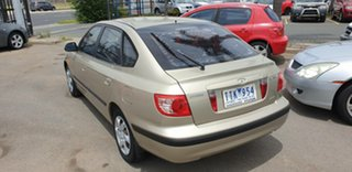 2005 Hyundai Elantra XD MY05 Gold 5 Speed Manual Hatchback