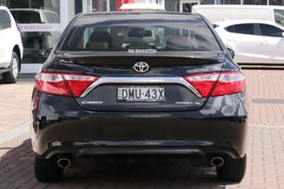 2017 Toyota Camry ASV50R Atara SL Black 6 Speed Sports Automatic Sedan