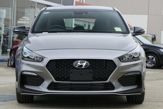 2021 Hyundai i30 PD.V4 MY21 N Line D-CT Grey 7 Speed Sports Automatic Dual Clutch Hatchback