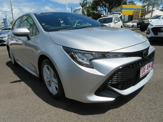 2018 Toyota Corolla Mzea12R Ascent Sport Silver 10 Speed Constant Variable Hatchback.