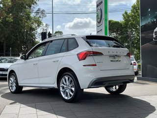 2020 Skoda Kamiq NW MY21 85TSI FWD White 6 Speed Manual Wagon