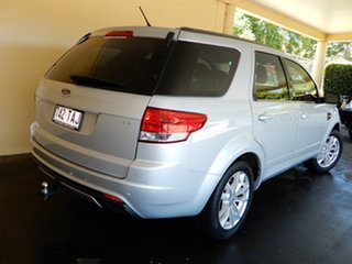 2013 Ford Territory SZ TS (RWD) Silver 6 Speed Automatic Wagon