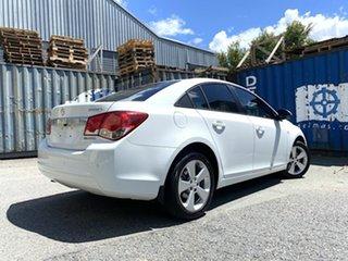 2014 Holden Cruze JH Series II MY14 Equipe White 6 Speed Sports Automatic Sedan.