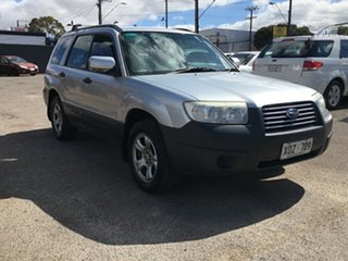 2006 Subaru Forester 79V MY06 X AWD 4 Speed Automatic Wagon.
