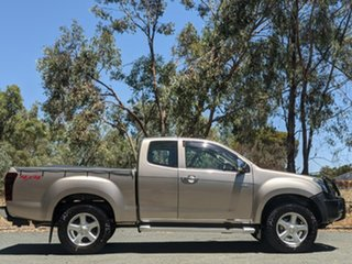 2016 Isuzu D-MAX MY15.5 LS-U Space Cab Beige 5 Speed Sports Automatic Utility