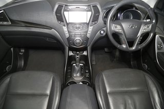 2013 Hyundai Santa Fe DM MY14 Elite White 6 Speed Sports Automatic Wagon