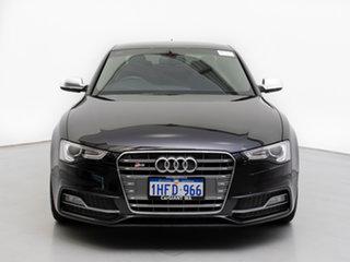2014 Audi S5 8T MY15 3.0 TFSI Quattro Black 7 Speed Auto Direct Shift Coupe.