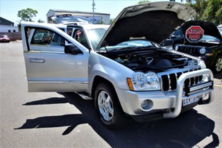 2005 Jeep Grand Cherokee WH MY2006 Limited Silver 5 Speed Automatic Wagon